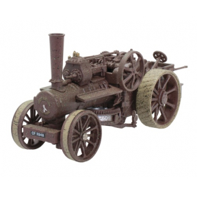 Oxford Diecast Fowler BB1 16nhp Ploughing Engine No.15145 Rusty Dorset