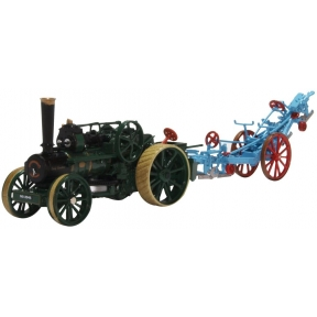Oxford Diecast Fowler BB1 Ploughing Engine &