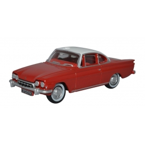 Oxford Diecast Ford Consul Capri Monaco Red and White