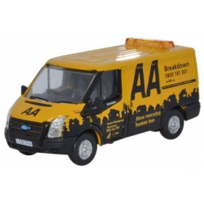 Oxford Diecast Ford Transit SWB Low Roof AA