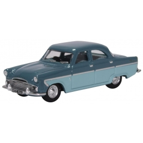Oxford Diecast Ford Zodiac Mk.II Shark Blue/Pompadour Blue
