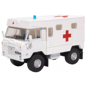 Oxford Diecast OO Gauge Land Rover FC Ambulance