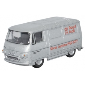 Oxford Diecast Commer PB Van - Royal Mail Silver Jubilee