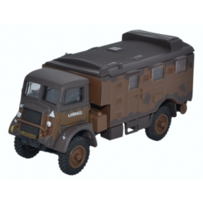Oxford Diecast Bedford QLR 1st Infantry Division - UK 1942