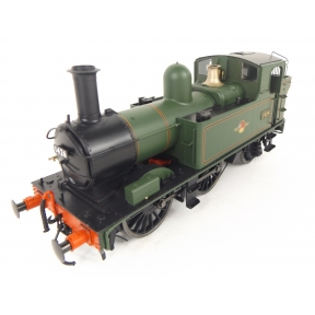 Dapol 7S-006-023 GW 14xx 0-4-2 Tank 1426 BR Lined Green Late Crest Auto fitted & Top feed