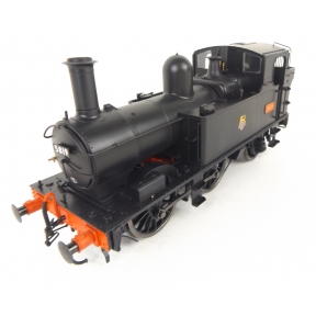 Dapol 7S-006-052 GW 58xx 0-4-2 Tank 5819 BR Black Early Crest