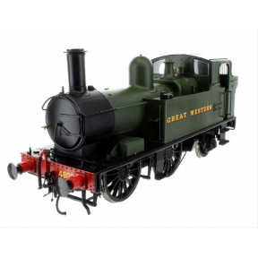 Dapol 7S-006-001 GW 48xx 0-4-2 Tank 4800 Great Western Green 4800 Auto fitted