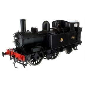 Dapol 7S-006-021 GW 14xx 0-4-2 Tank 1405 BR Black Early Crest Auto fitted & Top Feed
