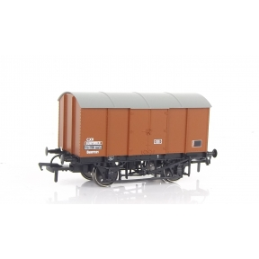 Rapido 902001 OO Gauge Gunpowder Van BR Bauxite No.B887021 (Diagram 1/260)