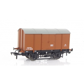 Rapido 902002 OO Gauge Gunpowder Van BR Bauxite No.M701508 (Diagram 1/260)