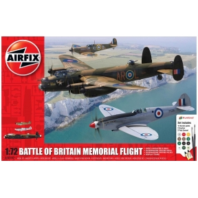 Airfix A50182 Battle of Britain Memorial Flight