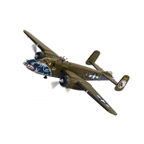 Corgi AA35314 North American B-25J Mitchell Bettys Dream 499th BS 345th BG Le Shima Okinawa 1945