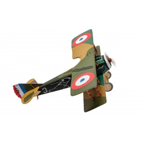 Corgi AA37909 Spad XIII White 3 Pierre Marinovitch Escadrille Spa 94 The Reapers Youngest French Air Ace of WWI