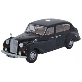 Oxford Diecast AP007 Austin Princess Late Black