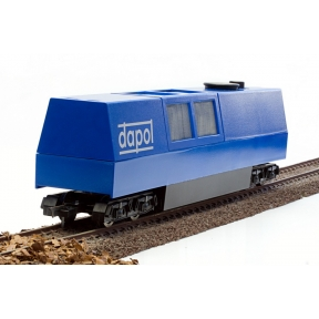 Dapol B800 OO Gauge Motorised Track Cleaner