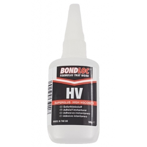 High Viscosity Superglue 50gm