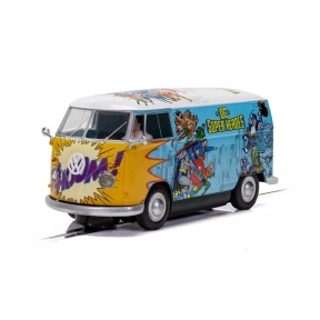Scalextric C3933 VW Panel Van T1b  DC Comics