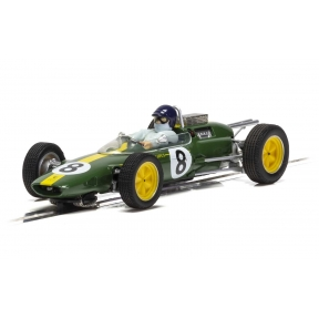 Scalextric Lotus 25 Jim Clark Monza 1963 First World Championship