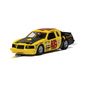 Scalextric C4088 Ford Thunderbird Yellow & Black No.46