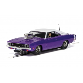 Scalextric C4148 Dodge Charger R/T Purple