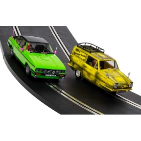 Scalextric C4179A Only Fools And Horses Twin Pack