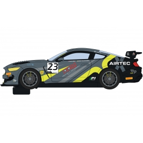 Scalextric C4182 Ford Mustang GT4  British GT 2019 RACE Performance