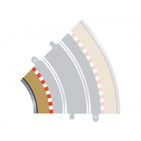 Scalextric Radius 2 Inner Border Barrier