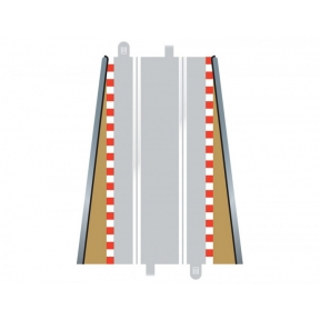 Scalextric Lead in Lead Out Border Barrier
