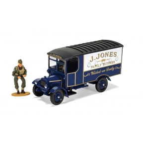 Corgi CC09003 Dads Army TV Series J Jones Thornycroft van & Mr Jones Figure