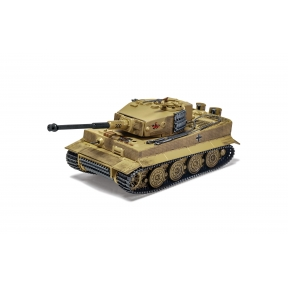 Corgi CC60514 Panzerkampfwagen VI Tiger Ausf E Late production Turret Number Black 300 sPzAbt 505 Eastern Front Summer 1944 Russia on the offensive