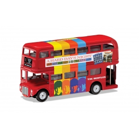 Corgi CC82334 The Beatles London Bus A Hard Days Night