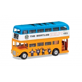 Corgi CC82335 The Beatles London Bus Help!
