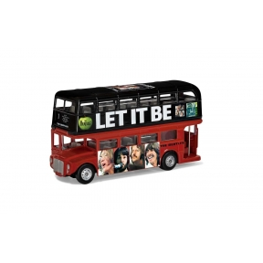 Corgi CC82341 The Beatles London Bus Let It Be