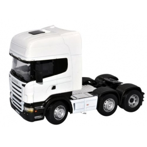 Scania Cab - White