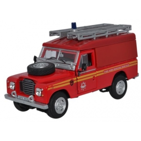 Land Rover Series 3 Fire & Rescue