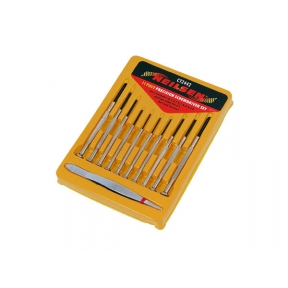 11 Piece Precision Screwdriver