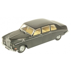 Oxford Diecast Embassy Black/Carlton Grey
