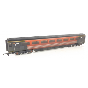 Hornby R4534 OO Gauge Mk3 First Open Ex Virgin Trains No.11021 Weathered