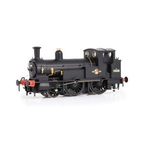 EFE Rail E85010 OO Gauge LSWR Beattie Well Tank 30586 BR Black Late Crest With Square Splashers