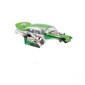 Bugsta Body Shell Green