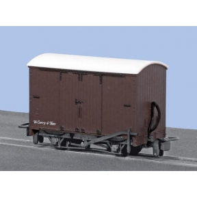 Peco GR-221U OO-9 Open Wagon Brown Unlettered
