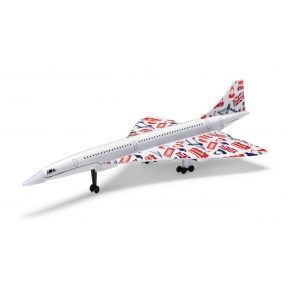 Corgi GS84007 Best of British Concorde