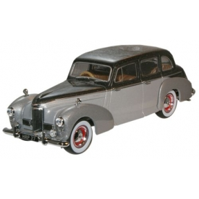 Oxford Diecast Black Pearl/Shell Grey Humber Pullman Limousine
