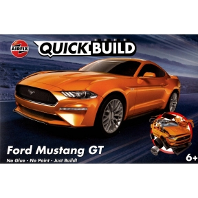 Airfix J6036 Quickbuild Ford Mustang GT