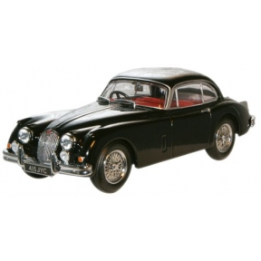Oxford Diecast Jaguar XK150 Black