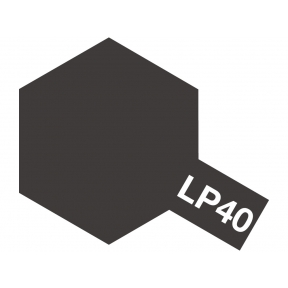 LP-40 Metallic Black