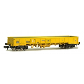 Dapol 2F-010-011 N Gauge JNA Falcon Wagon Network Rail Yellow NLU29006