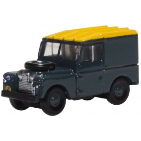 Oxford Diecast Land Rover Series I 88' Hard Top RAF