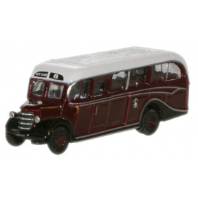 Oxford Diecast N Gauge Bedford OB