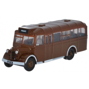 Oxford Diecast Brown As delivered Bedford OWB